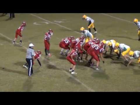 East Wilkes Middle School Football