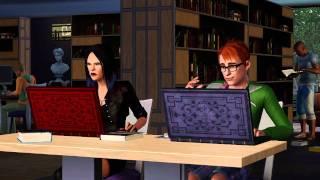 Sims 3 Town Life Stuff Launch Trailer