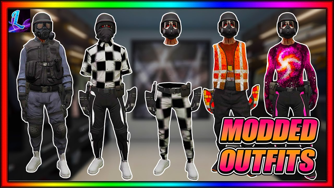 GTA 5 ONLINE How To Get Multiple Modded Outfits All at ONCE! 1.53! (Gta 5 Clothing Glitches)
