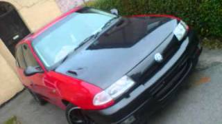 My MK3 Astra Project :-)