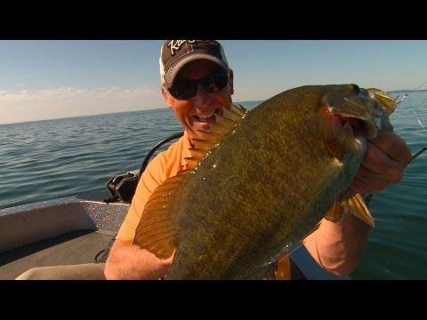 June Smallmouth - North American Fisherman 2013 SHOW 3