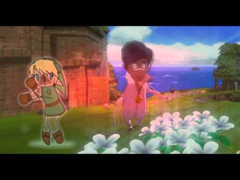 Zelda OoT: Saria's Song (Furious Club Remix)