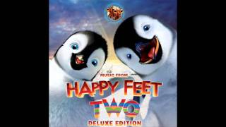 Happy Feet Two [Original Motion Picture Soundtrack] - 08 Under Pressure / Rhythm Nation