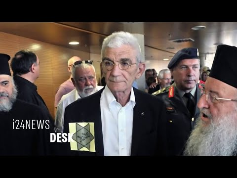Greek Mayor Continues His Fight Against Antisemitism
