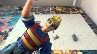 Вредные игрушки - Строитель, мини Трансформер, Спецназ