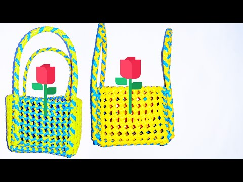 Square Pooja basket B size full clear easy tutorial for beginners