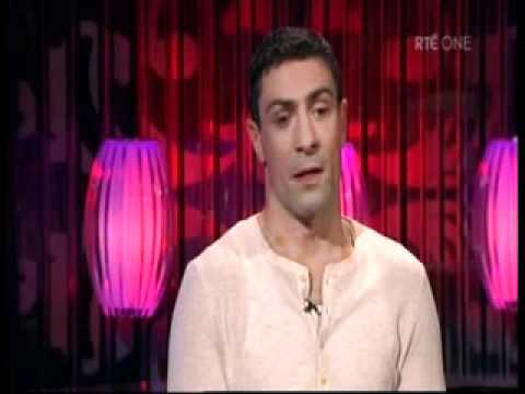 Kenny Egan on The Saturday Night Show 2011 Part 1