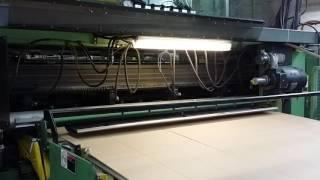 2800 mm BHS, Marquip Corrugator Dry End. Продольная резка  смена заказа.(, 2016-05-20T12:52:06.000Z)