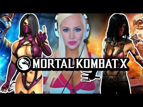 MORTAL KOMBAT X LACKS SEXINESS