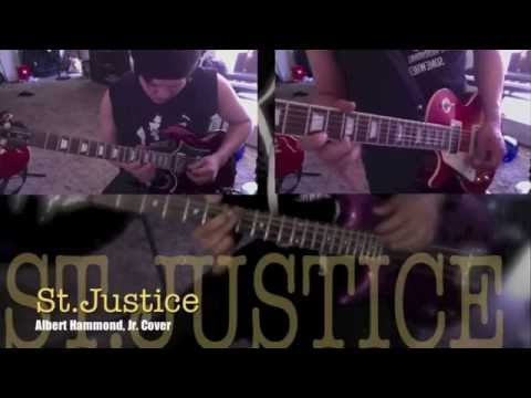 St. Justice - Albert Hammond Jr (Cover by Officially solo) mp3