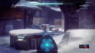Halo 5: Guardians: Jump Stick - Xbox One Game Clip - Caofontaine