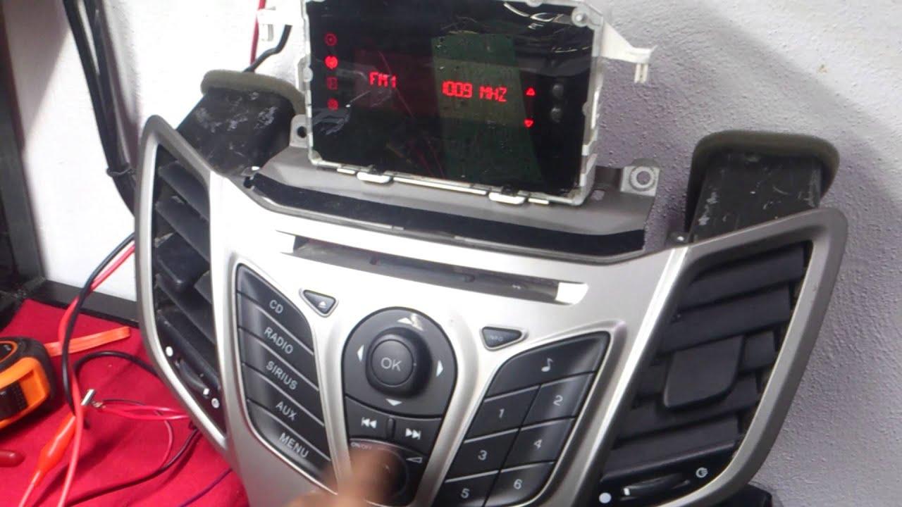 Reparaci 243 N Profesional Est 233 Reo Ford Fiesta 2011 2012 Y