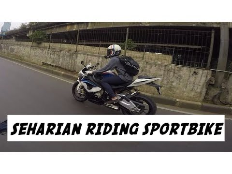 Ketagihan Sportbike / Dual Vlog Bareng Jodie - #motovlog 142