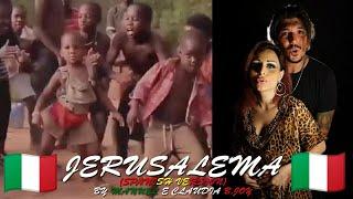 (TRADUZIONE in ITALIANO 🇮🇹BALLO)JERUSALEMA - Master KG [Feat. Nomcebo] Spanish Version🇪🇦