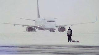«В реальном времени». Аэропорт «Белгород» (9.02.2016)