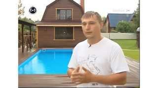 видео Полипропиленовый бассейн: установка своими руками