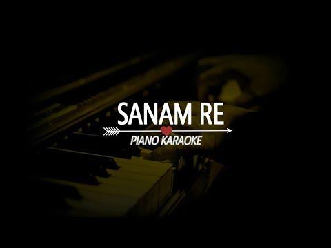 Sanam Re | Arijit Singh | Karaoke Unplugged