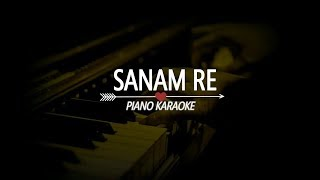 Sanam Re | Arijit Singh | Karaoke Unplugged
