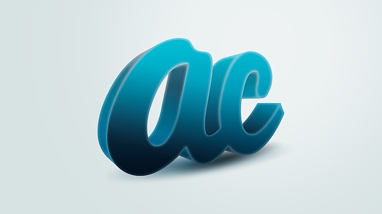 How To Make Letters On Building Photoshop
