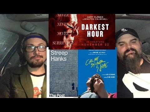 Midnight Screenings - THE POST, CALL ME BY YOUR NAME and DARKEST HOUR