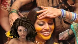 Маски с куркумой: устранение морщин, удаление волос