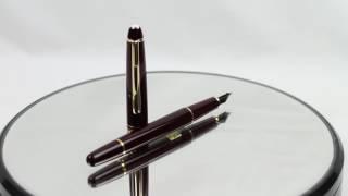 27654-2 Montblanc Meisterstuck 144 Fountain Pen
