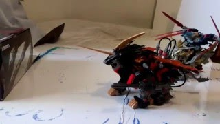 zoids- Energy liger mechanisms and connection to Liger zero falcon