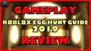 ROBLOX Egg Hunt Guide 2019 Gameplay + Review (Leaks)