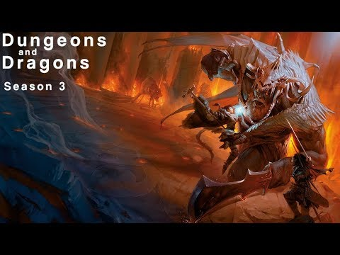 Dungeons And Dragons Season 3 - New Beginnings Part 1