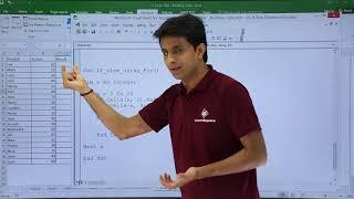 Excel VBA - If Else Using For Loop