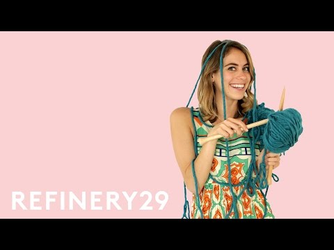 5 Days Of Trying A New Hobby | Try Living With Lucie | Refinery29