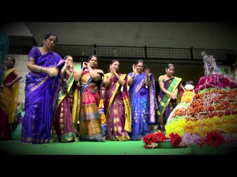 Chandamama Bathukamma song