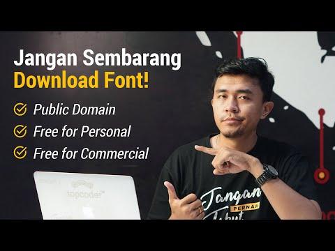 Bagi Bagi Font Keren Untuk Youtuber Pemula Modal HP Oke Di Video Kali Ini Gowa Project Bagi Bagi Fon.