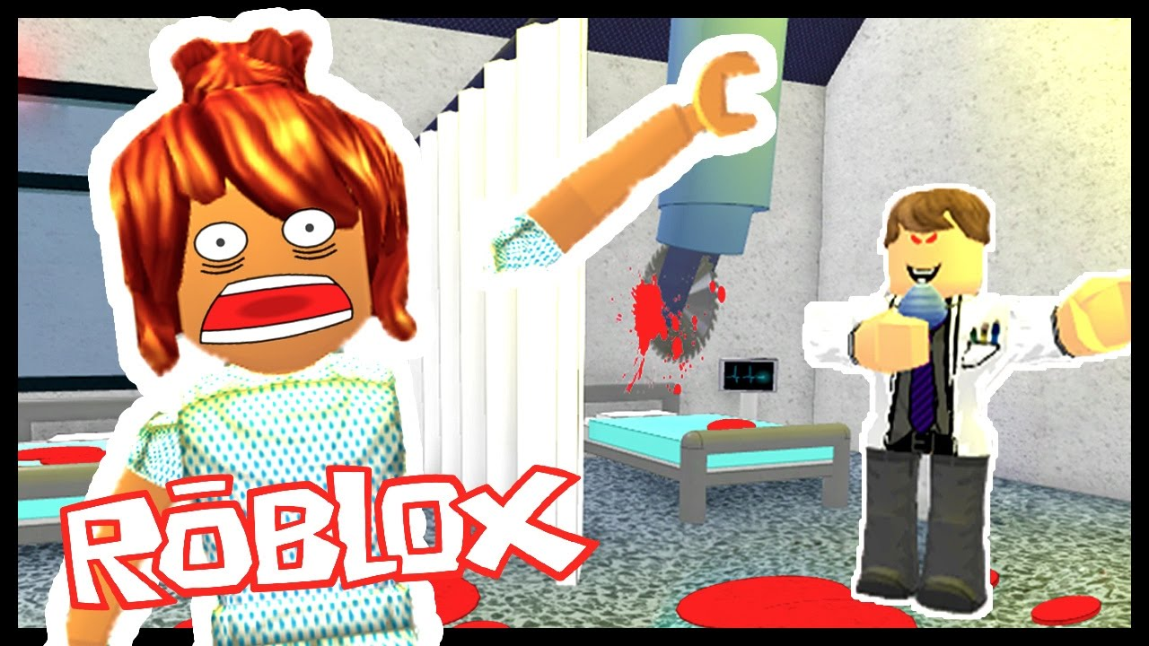 Escape The Evil Hospital Roblox Game Obby Escape The Evil Hospital Roblox Youtube