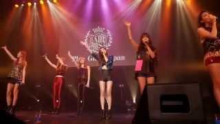 [Live HD] After School - Slow Love (Playgirlz Japan FAN MEETING 2013)
