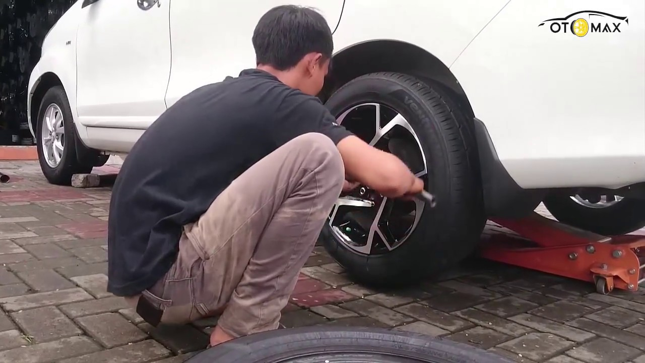 Velg Oem Grand New Veloz Modif Pemasangan Tigre Chr Ring 16 On Avanza G Otomax