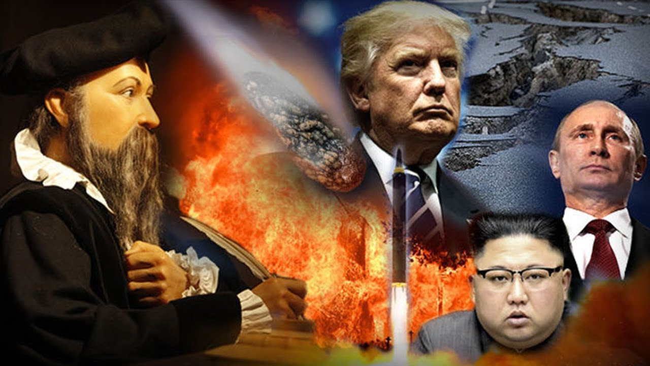 After The Truth About 2020 - What Did  Nostradamus' Predictions For 2021?