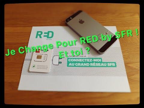 Change Ton Forfait Qui Augmente | RED by SFR | InnovativeAleX