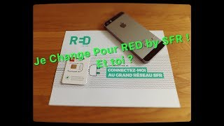 Change Ton Forfait Qui Augmente | RED by SFR | InnovativeAleX