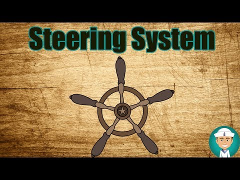 Steering Gear Control System and Types of Steering Modes