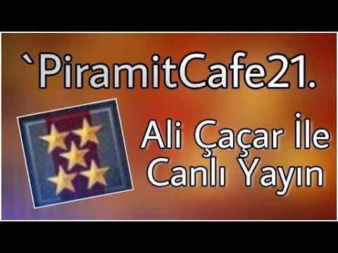 PointBlank Türkiye Canlı Yayın #pbakıyoruz ALİ ÇAÇAR İLE CANLI YAYIN `PiramitCafe21.