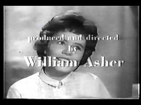 PATTY DUKE SHOW pilot opening credits - totally different than series