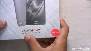 symphony r100 unboxing with quick review