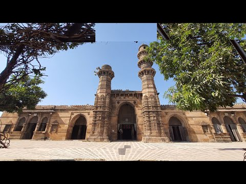 Bibiji Masjid (Julta Minara Masjid) Ahmedabad Gujarat Documentary film on Heritage Monument