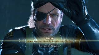MGS: Ground Zeroes - Stealth Walkthrough - 4K60FPS - No Commentary