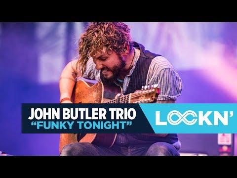 """Funky Tonight""   John Butler Trio   8/26/17   LOCKN'"