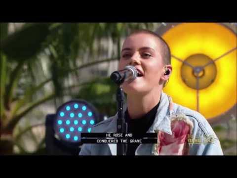 Hillsong,  Mighty To Save, Israel Tour the Temple Mount
