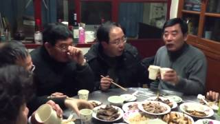 Hardcore Chinese Table Manners!