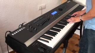 Sia - Big Girls Cry - Piano Cover Version