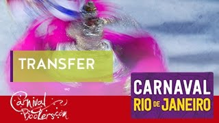 Transfer to Sambadrome Carnival - with English subtitles